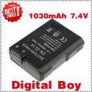 ENEL14 батарея LI-ION для камер Nikon COOLPIX P7000 D3100 D5100 D5200 P7700 P7100 D3200