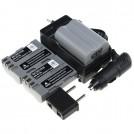 EN-EL3e - батарея LI-ION, зарядное устройство, автомобильное зарядное устройство для камер Nikon EN-EL3e D70 D90 D100