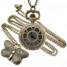 Женские карманные ретро часы