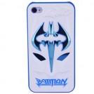 "Чехол ""Batman"" для iPhone 4 4S + защитная плёнка"