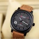Мужские часы с мягким ремешком