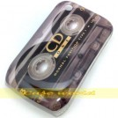 Пластиковый ретро чехол для Blackberry 8520