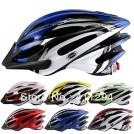 Велосипедный шлем, 7 цветов на выбор