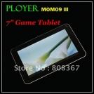 "Player MOMO 9 III - планшетный компьютер, Android 4.0.3, TFT LCD 7"", 1.2GHz, 512MB RAM, 8GB ROM, Wi-Fi, 0.3MP фронтальная камера"