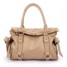 Новая модель дамской сумки с застежкой интересного дизайна 2012   B029