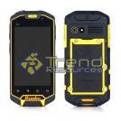 """Runbo X5 - смартфон, 2 SIM-карты, Android 4.0, 4.3"""" IPS 800 х 480, MTK6577 (2 х 1.0ГГЦ), 1 ГБ RAM, 4 ГБ ROM, поддержка Micro SD, Wi-Fi, GPS, Bluetooth, FM, основная камера 8МП и фронтальная камера 0.3МП, водо- и пыленепроницаемый, ударостойкий, лазерная указка, рация, компас"""