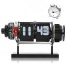 Электро-механические часы с будильником
