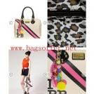Модные трехцветные дамские сумки из полиуретановой кожи
