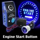 Универсальная 12V кнопка запуска двигателя автомобиля
