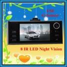 """F 50 - Автомобильный видеорегистратор, 2.7"""", G - sensor, HDMI, 2 объектива"""