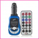 Автомобильный FM-трансмиттер - MP3, USB, MMC/SD/TF