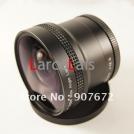 Широкоугольный объектив 58mm 0.25X 12.5X для Canon Nikon