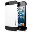 Пластиковый чехол для iPhone 5 с жесткой задней крышкой, 2 вида