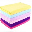 Бамбуковое полотенце для ванны, 11 цветов, 140смх70см