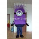 Ростовая кукла фиолетовый миньон
