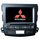 8-дюймовый DVD-плеер для Mitsubishi Outlander / Peugeot 4007/Citroen C-Crosser