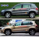 Универсальный комплект кузовных наклеек для Volkswagen Tiguan, Touareg, Audi Q3, Q5, Q7, Polo, Golf 6, 7, Focus Ford, Toyota CRV, Rav4, Kia k2, k3, k5, SUV, Honda