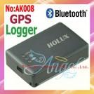 HOLUXM-1000C - автомобильный GPS приемник, Bluetooth, GPS журнал событий