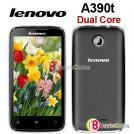 "Lenovo A390t - смартфон, Android 4.0, MT6577 1GHz, 4"", 512Mб RAM, 4Гб ROM, GSM, Wi-Fi, Bluetooth, GPS, основная камера 5.0МП"