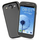 "F9300 - смартфон, Android 4.0.3, MTK6577 (2x1.2GHz), 4.7"" TFT LCD, 512MB RAM, 4GB ROM, 3G, Wi-Fi, Bluetooth, GPS, 5MP задняя камера, 0.3MP фронтальная камера"