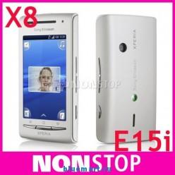 Sony Ericsson Xperia X8 - смартфон, Android 2.1, 3.0