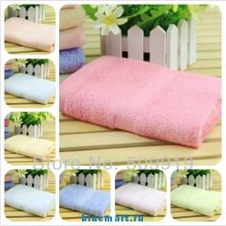 Бамбуковое полотенце для мытья детей