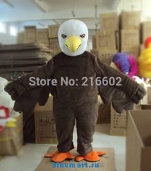 Ростовая кукла лысого орла