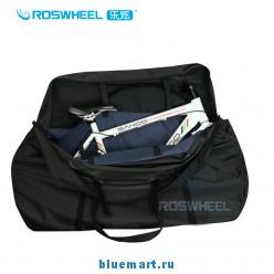 Чехол-сумка для хранения и переноски в разобранном виде велосипеда