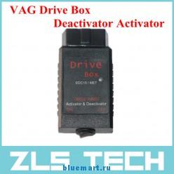 VAG Drive Box - инструмент для работы с иммобилайзерами систем управления двигателем EDC15 и ME7