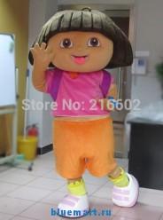 Ростовая кукла Даша-путешественница