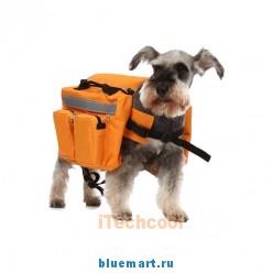 Мультифункциональный рюкзак для собак