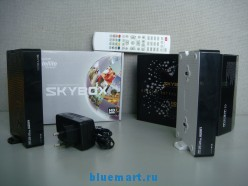 Openbox S12/Skybox S12 - цифровой спутниковый ресивер