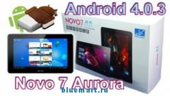 Ainol Novo 7 Aurora - планшетный компьютер, Android 4.0, IPS 7