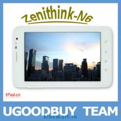 Zenithink N6 - планшетный компьютер, Android 4.1.1, 6