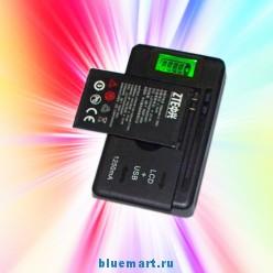 Универсальное зарядное устройство + ЕU переходник