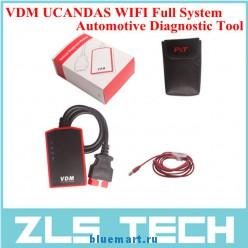 VDM UCANDAS - многоязычный диагностический инструмент для всех систем автомобиля, WI-FI