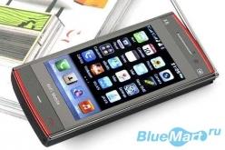 X6 - мобильный телефон, сенсорный экран 2,8