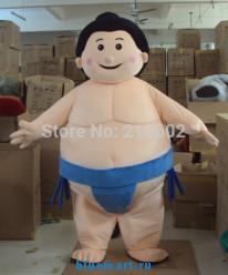 Ростовая кукла сумоист