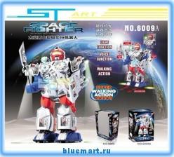 DEFA 6009A - радиоуправляемый робот со светом и звуком