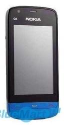 C5-03 - мобильный телефон, сенсорный экран 3 дюйма на 2 сим-карты