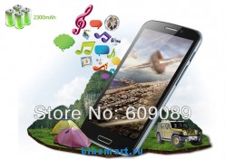 Hero Caesar A9600 - смартфон, 2 SIM-карты, Android 4.1.2, 5.3