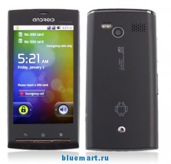 A8000 - смартфон, Android 2.3, 3.5