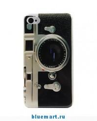Чехол фотоаппарат для iPhone 4 и 4S
