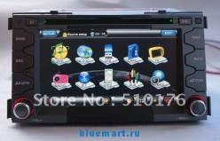 DT-8134 - автомобильная магнитола, 6.5