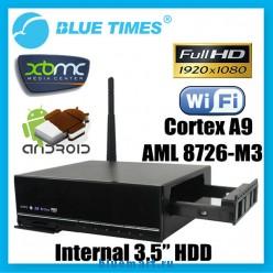 Bluetimes 3548M3 - ТВ-приемник, Android, HD 1080p, WiFi