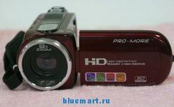 HD-C4 - цифровая камера, DV, 12MP, 8x зум, 2.7