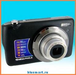 DC800 - цифровой фотоаппарат, 15MP, 2.7