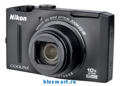 Nikoon Coolpix S8100 - цифровая камера, 12.1MP, 3.0