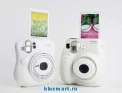Fuji Instax Mini 7s - фотокамера  + 2 пакета фотобумаги