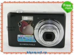 T400 - цифровая камера, 12MP, 3.0